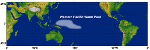 Western Pacific Warm Pool