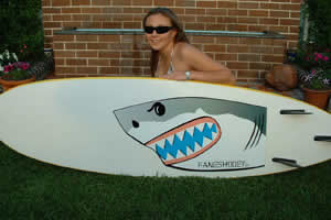 shark sticker lrg