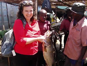 fish farm lake victoria