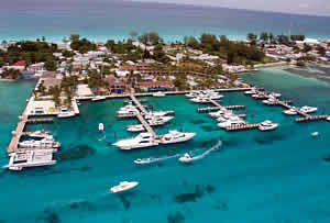 bimini Big Game Club Aerial