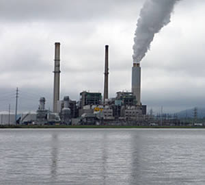 coal plant mercury