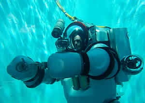 exosuit advanced diving system