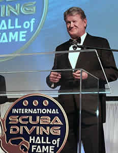 guy harvey scuba hall of fame